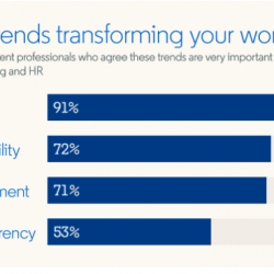 These 4 trends are shaping the future of your job