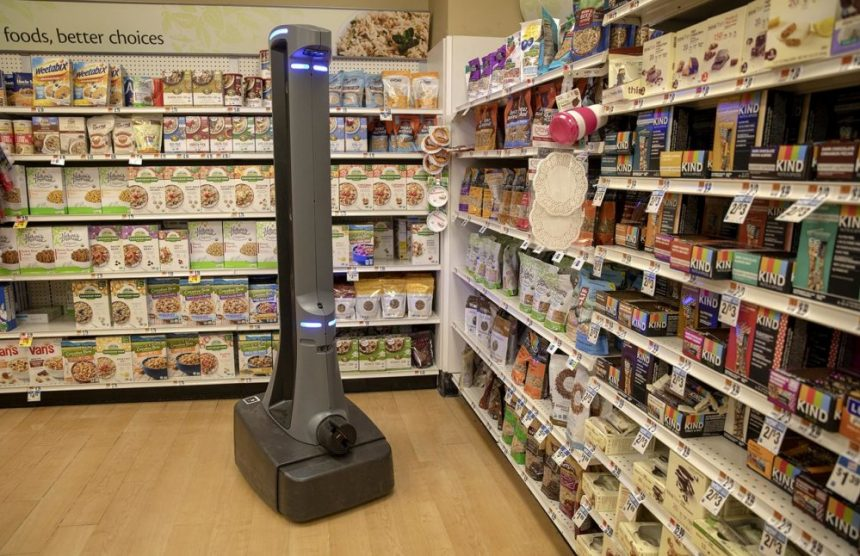 Cleanup On Aisle 9: Robots Arrive At Grocery Stores Near You