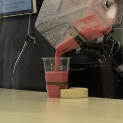 Smoothie-making robot arrives on the USF campus: cool technology or job killer?